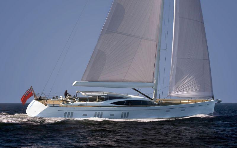 Верфь «Oyster» представила новые яхты 6-го поколения