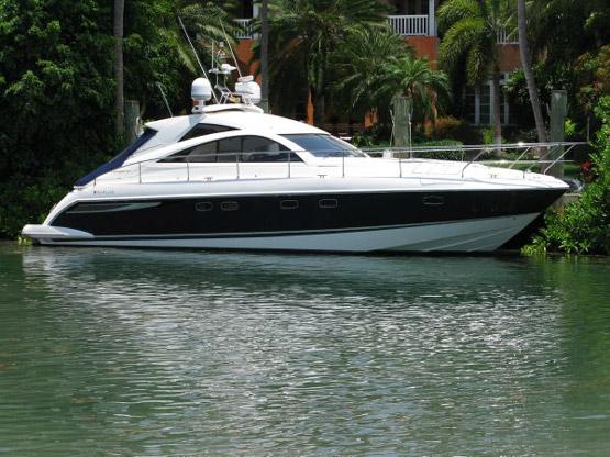 Моторная яхта для VIP-амбиций