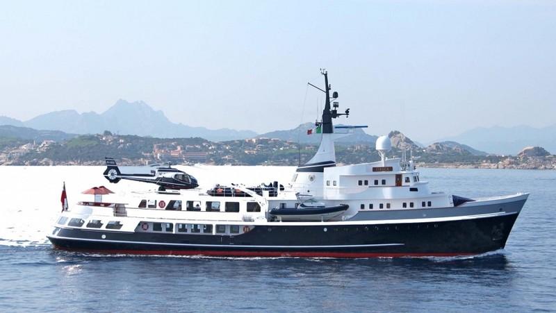 Экспедиционные яхты